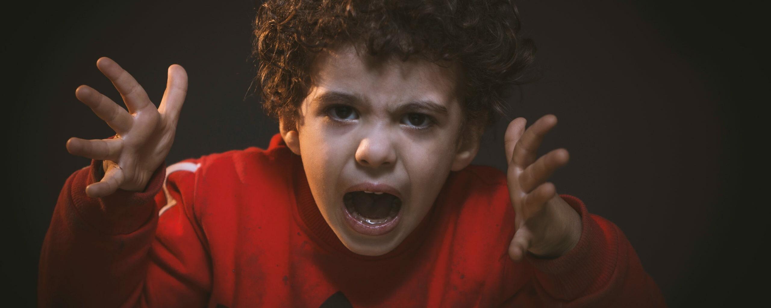 Barn med utfordrende atferd